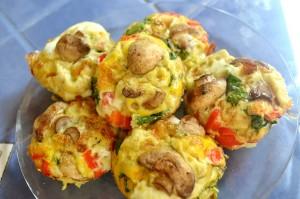 Muffins de Verduras