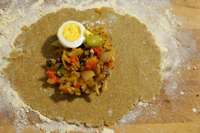 Empanada Nutraliciosa