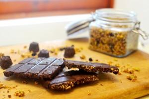 Chocolates Caseros y Muesli