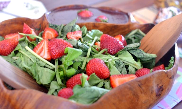 Ensalada Veraniega Berries