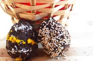 Huevitos de Chocolate Nutraliciosos