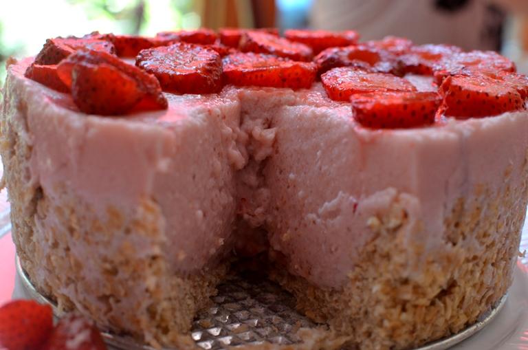 Kuchen de Frutilla