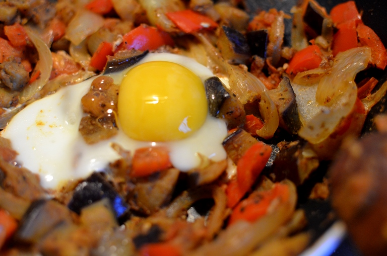 Huevos Mediterraneos