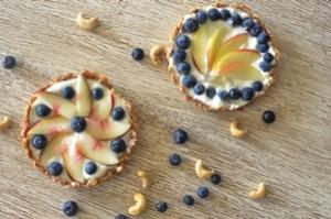 Receta – Tartaletas de Frutas