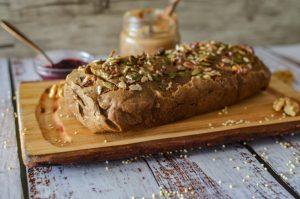 Pan de Quinoa y Nuez