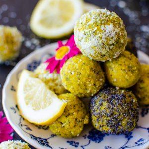 Bolitas de Limón