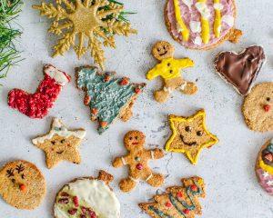 Galletas de Navidad Nutraliciosas