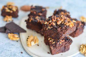 Brownies Nutraliciosos